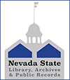 Nevada State Library logo